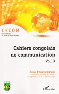 Nouvelle formule des Cahiers Congolais de Communication de l'IFASIC dans Compte rendu couverture-revue-ifasic-x-191x300