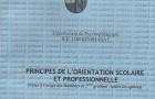 Principes de l'orientation scolaire et professionnelle