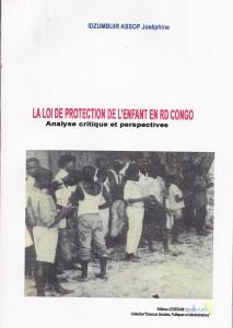 La loi de protection de l'enfant en R D Congo dans Compte rendu couverture-izimbuir-213x300